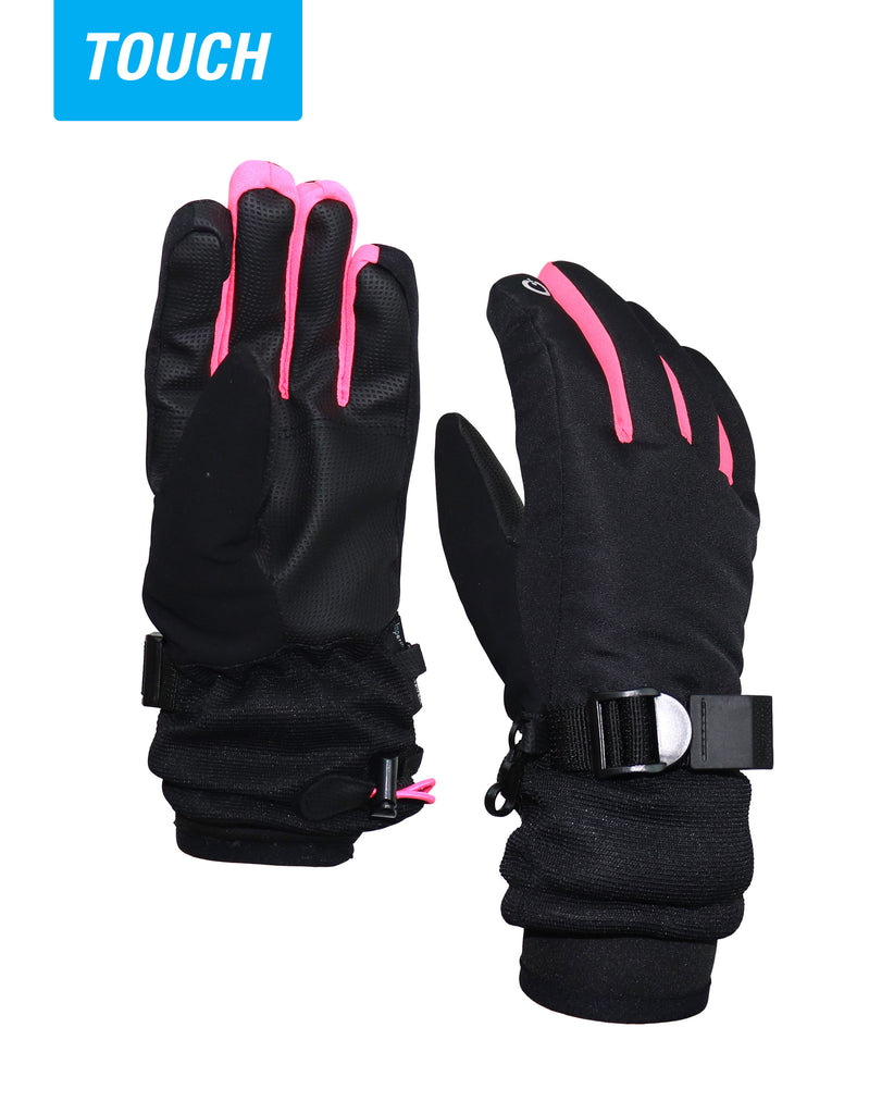 GIRL 4-16 TOUCH TECH SKI  GLOVE