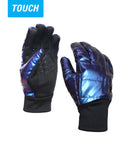 GIRLS 4-16 TOUCH TECH IRIDESCENT COMMUTER GLOVE