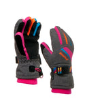 GIRLS 4-16 RAINBOW GLOVE