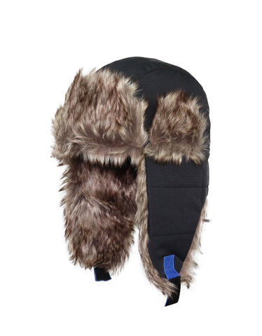 BOYS 4-16 QUILTED TRAPPER HAT