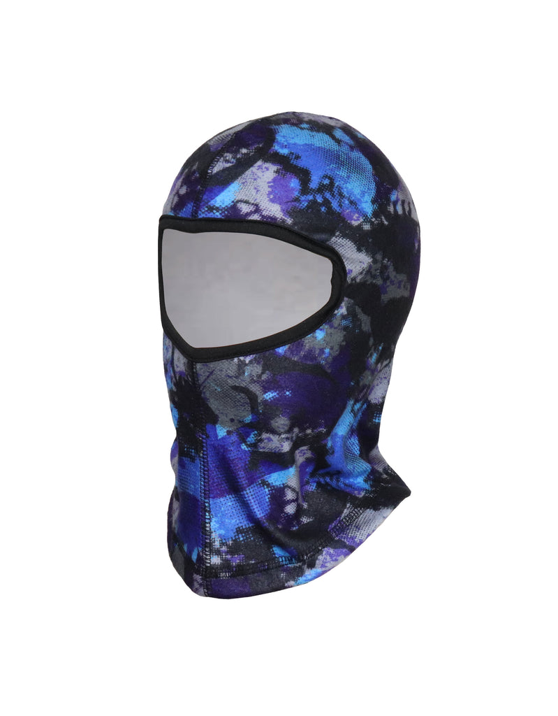 BOYS 2-6X PRINTED FLEECE BALACLAVA