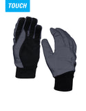 BOYS 4-16 TOUCH TECH  REFLECTIVE COMMUTER GLOVE