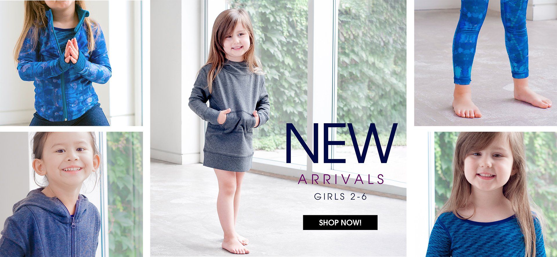 Shop Girls 2-6 New Arrivals