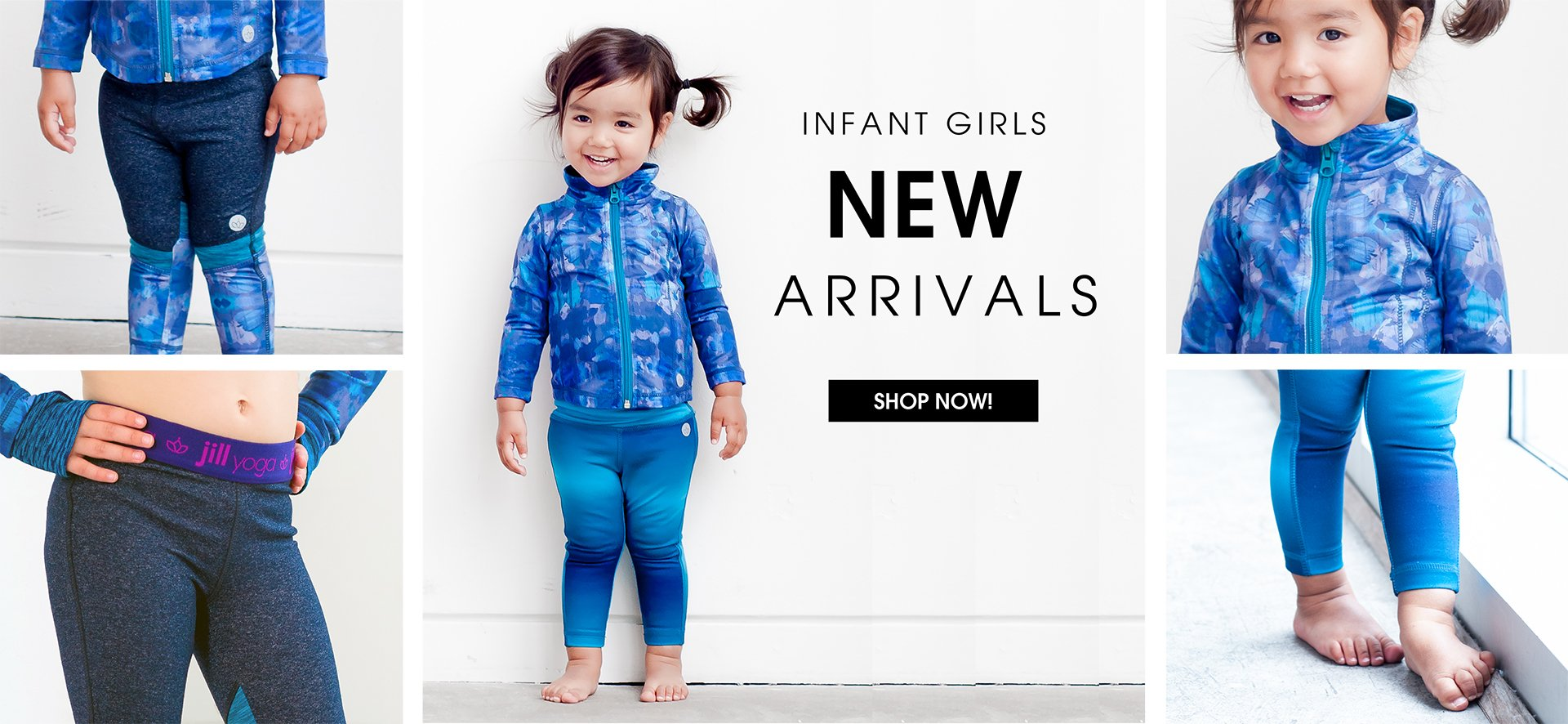 Shop Infant Girls New Arrivals