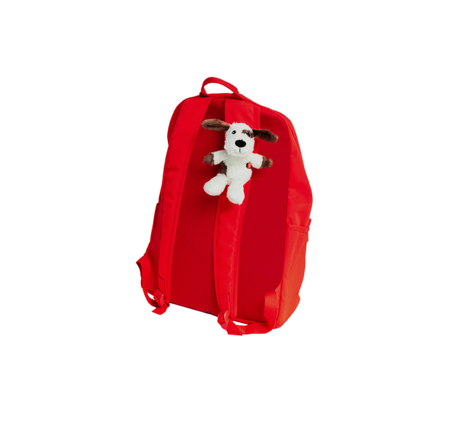 GoPals Dog Clips on Backpack
