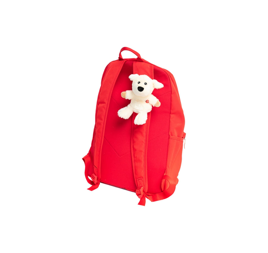 GoPals Lamb Clips on Backpack