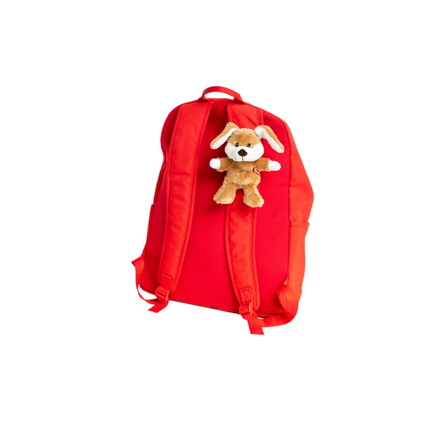GoPals Rabbit Clips on Backpack
