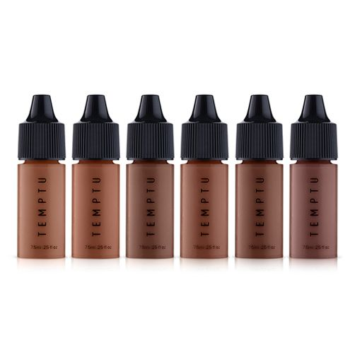 Temptu Perfect Canvas Airbrush Foundation Tan/Deep