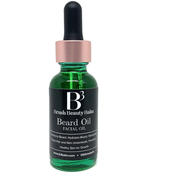 B3 Beard Oil 1oz