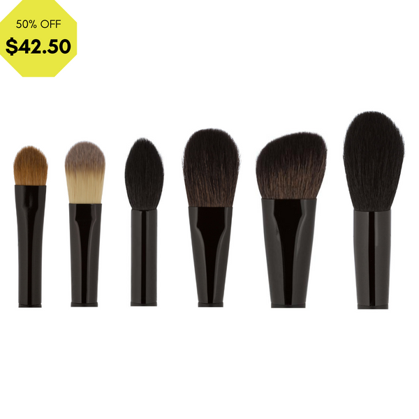Stilazzi Complexion - Artisan Brush Collection 6-Piece Brush Set Show Special