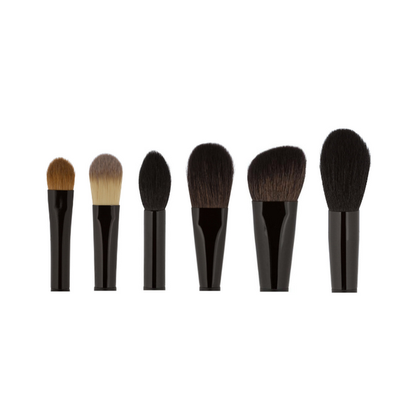 Stilazzi Complexion - Artisan Brush Collection 6-Piece Brush Set