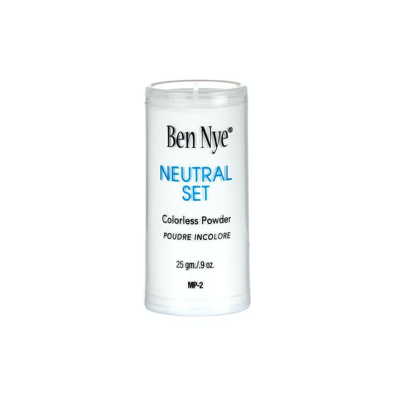 Ben Nye Colorless Powder Neutral Set
