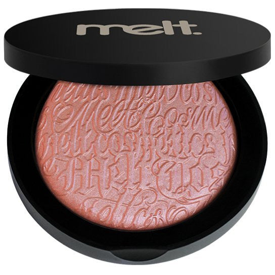 Melt Digital Dust Highlight Pink Moon