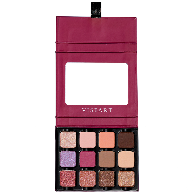 Viseart Eyeshadow Palette Rosé Edit