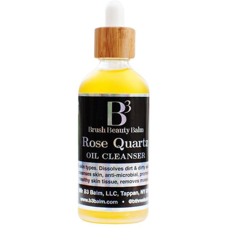 B3 Rose Quartz Oil Cleanser