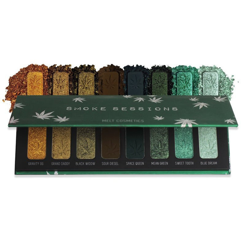 Melt Eyeshadow Palette Smoke Sessions