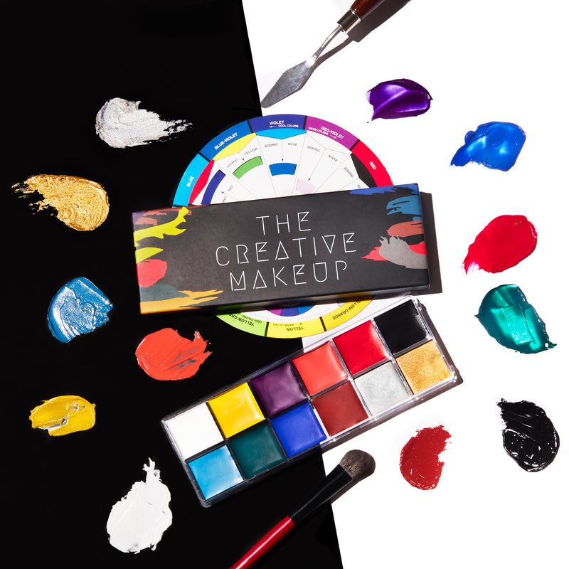 The Creative Makeup THE PALETTE Show Special