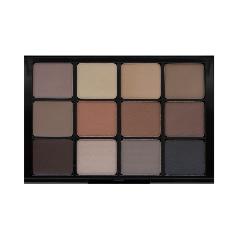 Viseart Brow Palette 00 Structure