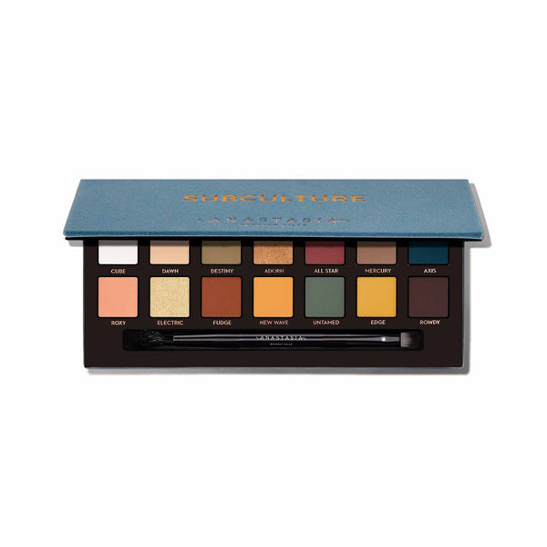 Anastasia Beverly Hills Eyeshadow Palette Subculture