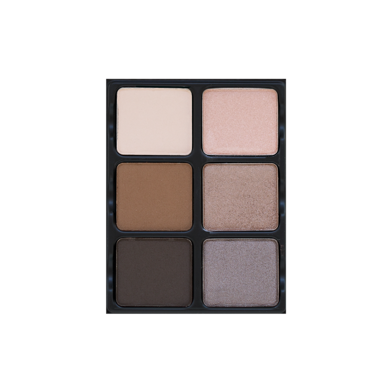 Viseart Eyeshadow Palette Theory I Cashmere