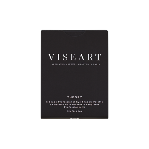 Viseart Eyeshadow Palette Theory V Nuance