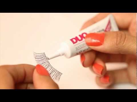 Duo Striplash Adhesive Dark