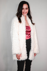 Cloud Nine Teddy Coat