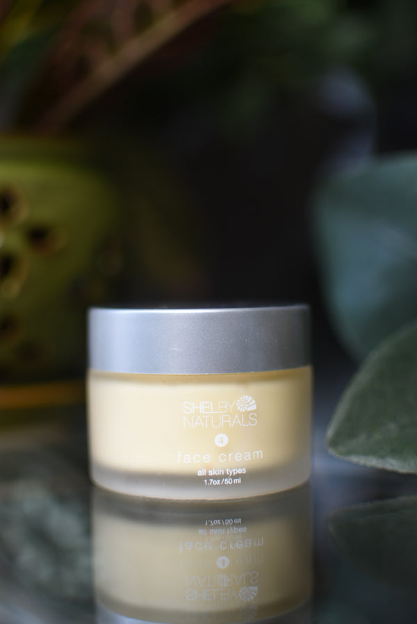 Shelby Naturals Face Cream Day+Night