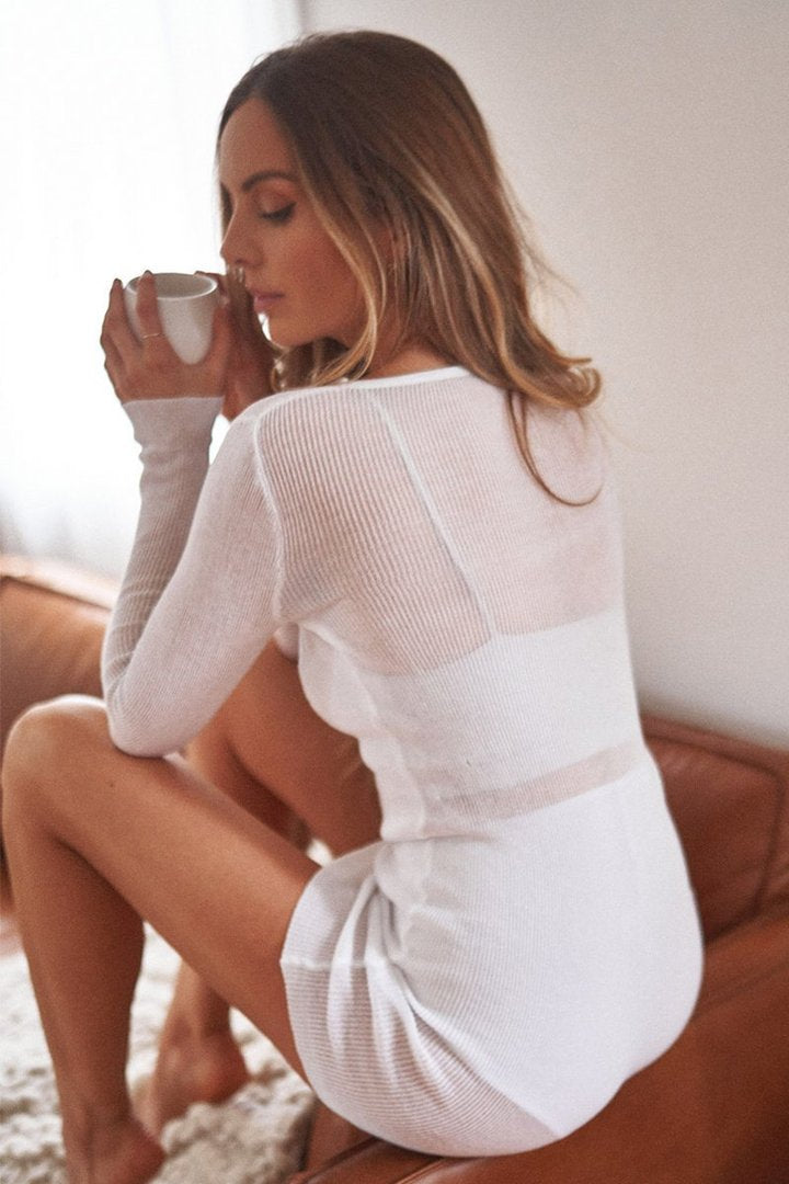 Carrera Knit Dress