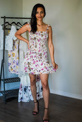 Stella Floral Mini Dress