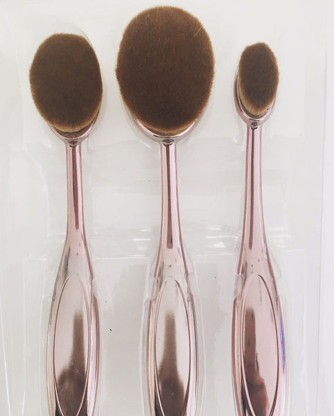 Contour Brushes Trio