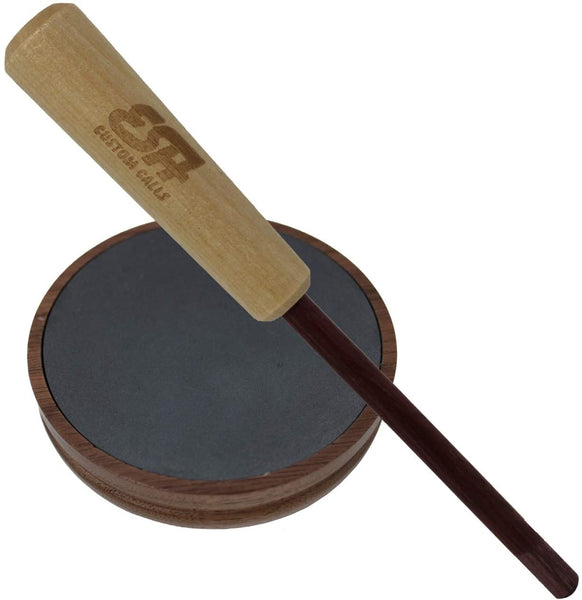 Buy 1 Walnut Slate Pot Call and Get 3 Free Gifts