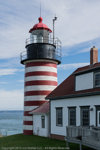 1001 - West Quoddy Head Lighthouse