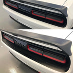 2015-2020 Dodge Challenger Bumper Blackouts Front and Rear