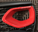 Set of 2 2019 Dodge Charger SRT Scat Pack Daytona Upper Grille Bezels (Custom Colors)