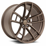 "20"" MRR M392 Bronze Wheels for Dodge Challenger / Charger 20X11 & 20X9.5"