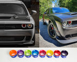Merrick Motorsports INTAKE RINGS 15+ Dodge Challenger MOPAR HELLCAT TA R/T 392 WIDEBODY DEMON scalia khaos  Edit alt text