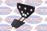 Quick-Release Front License Plate Bracket 2008-2014 Dodge Challenger (SNS1)