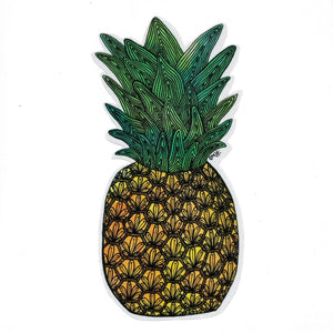 Sticker: Pineapple