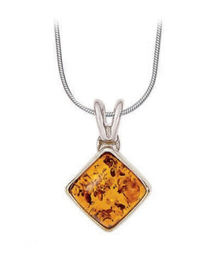 Amber Pendant Collection