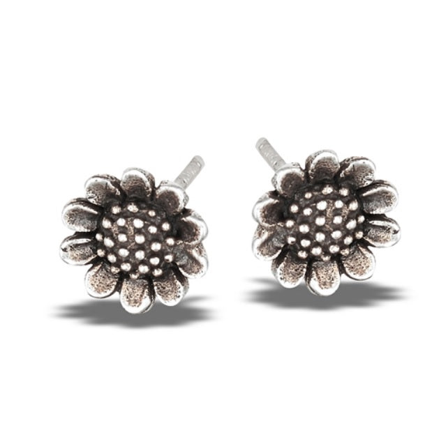 Sunflower Stud Earrings: B52