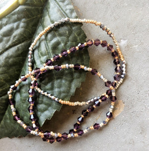 Cause Connection Bracelets: NOURISH