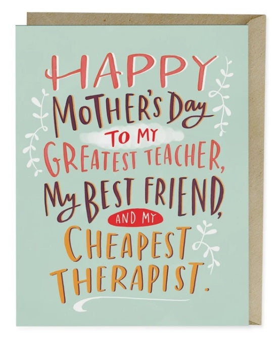 Greeting Cards: Mother's Day & New Baby