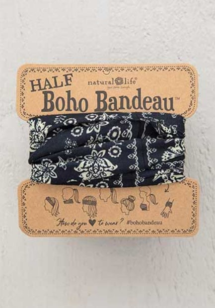 Boho Bandeau Collection: Half Size