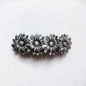 Metal Barrette Collection