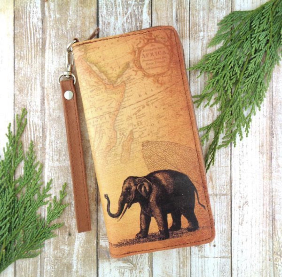 Vegan Leather Wallets