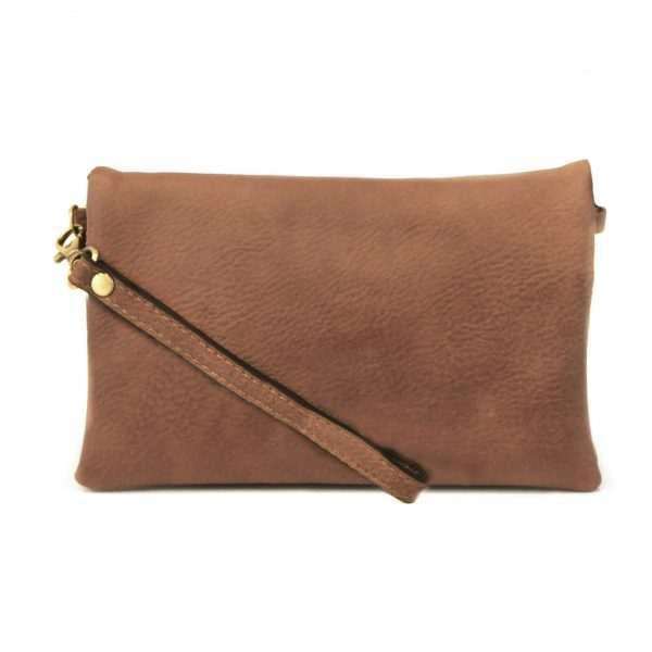 Kate Clutch: Saddle