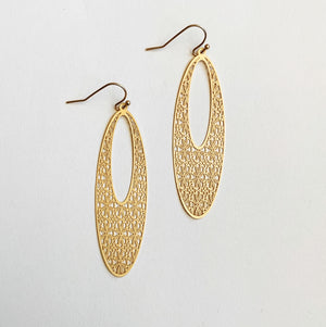 Laser Cut Earring Collection
