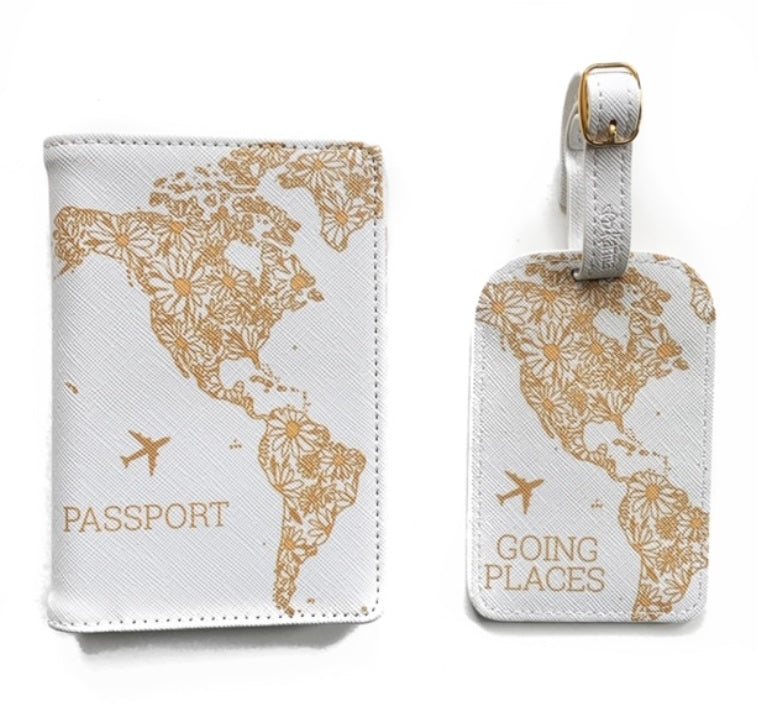 Luggage Tag & Passport Cover Collection