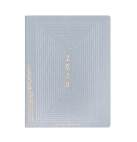 Planner: Large Light Blue
